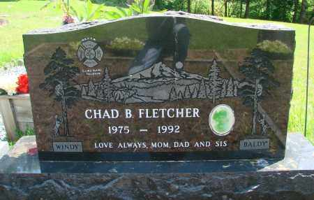 FLETCHER, CHAD BLISS - Tillamook County, Oregon   CHAD BLISS FLETCHER - Oregon Gravestone Photos