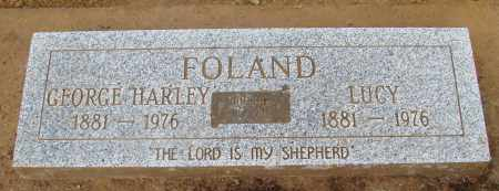 FOLAND, GEORGE HARLEY - Tillamook County, Oregon | GEORGE HARLEY FOLAND - Oregon Gravestone Photos