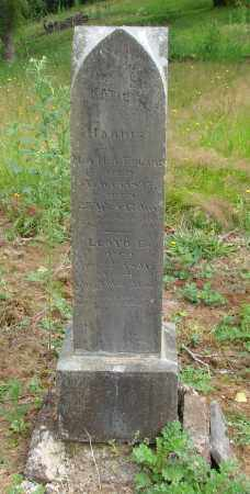 FOLAND, KATIE M - Tillamook County, Oregon | KATIE M FOLAND - Oregon Gravestone Photos