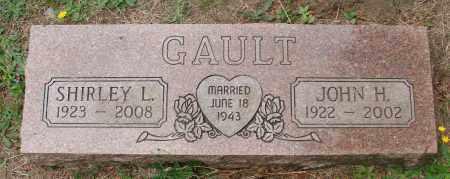 GAULT, JOHN H - Tillamook County, Oregon | JOHN H GAULT - Oregon Gravestone Photos
