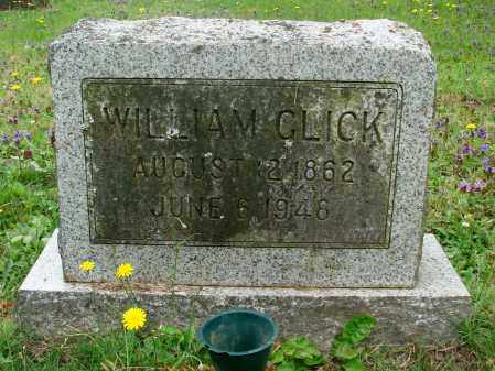 GLICK, WILLIAM - Tillamook County, Oregon | WILLIAM GLICK - Oregon Gravestone Photos