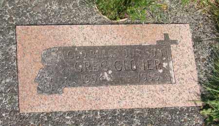 GLOVER, GREG - Tillamook County, Oregon   GREG GLOVER - Oregon Gravestone Photos