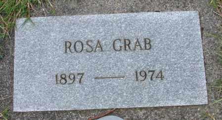 GRAB, ROSA - Tillamook County, Oregon | ROSA GRAB - Oregon Gravestone Photos