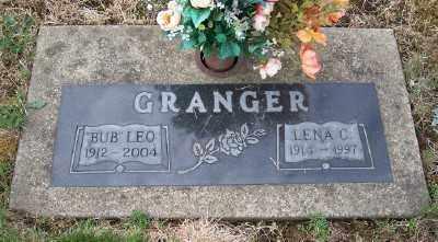 GRANGER, LEO - Tillamook County, Oregon | LEO GRANGER - Oregon Gravestone Photos