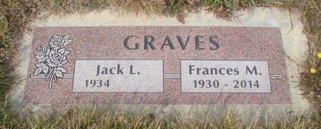 GRAVES, FRANCES MARY - Tillamook County, Oregon | FRANCES MARY GRAVES - Oregon Gravestone Photos