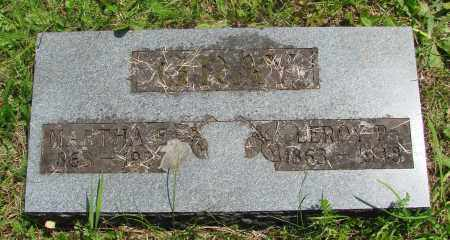 GRAY, MARTHA E - Tillamook County, Oregon   MARTHA E GRAY - Oregon Gravestone Photos