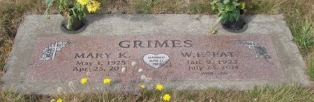 GRIMES, WILLIAM PATRICK - Tillamook County, Oregon | WILLIAM PATRICK GRIMES - Oregon Gravestone Photos