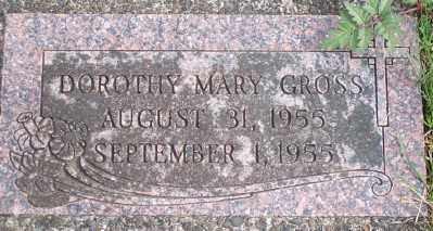 GROSS, DOROTHY MARY - Tillamook County, Oregon   DOROTHY MARY GROSS - Oregon Gravestone Photos