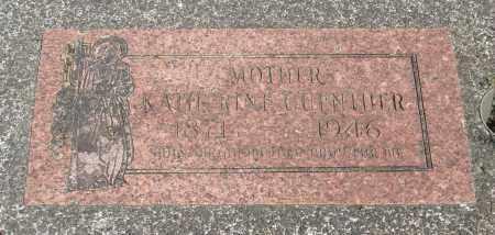 GUENTHER, KATHERINE - Tillamook County, Oregon   KATHERINE GUENTHER - Oregon Gravestone Photos