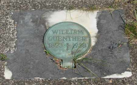 GUENTHER, WILLIAM - Tillamook County, Oregon | WILLIAM GUENTHER - Oregon Gravestone Photos