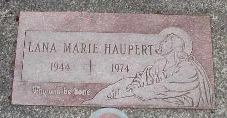 HAUPERT, LANA MARIE - Tillamook County, Oregon | LANA MARIE HAUPERT - Oregon Gravestone Photos