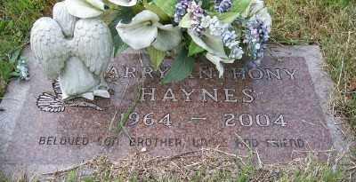 HAYNES, LARRY ANTHONY - Tillamook County, Oregon   LARRY ANTHONY HAYNES - Oregon Gravestone Photos