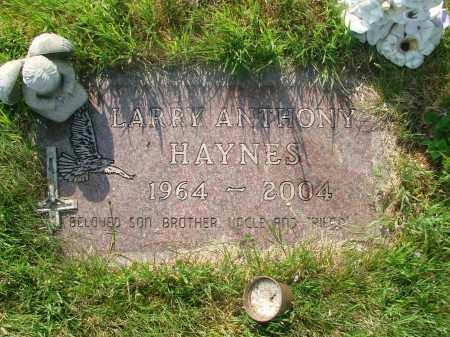 HAYNES, LARRY ANTHONY - Tillamook County, Oregon | LARRY ANTHONY HAYNES - Oregon Gravestone Photos