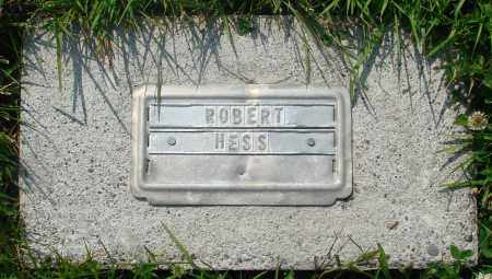 HESS, ROBERT - Tillamook County, Oregon | ROBERT HESS - Oregon Gravestone Photos