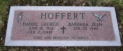 HOFFERT, DANIEL GEORGE - Tillamook County, Oregon | DANIEL GEORGE HOFFERT - Oregon Gravestone Photos