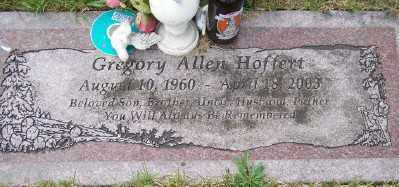 HOFFERT, GREGORY ALLEN - Tillamook County, Oregon   GREGORY ALLEN HOFFERT - Oregon Gravestone Photos
