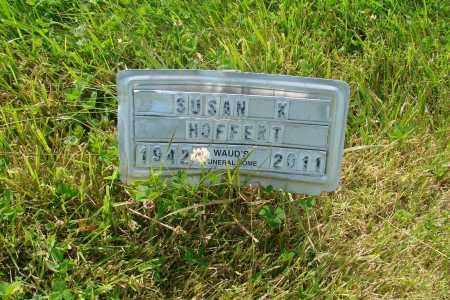 HOFFERT, SUSAN KATHERINE - Tillamook County, Oregon   SUSAN KATHERINE HOFFERT - Oregon Gravestone Photos