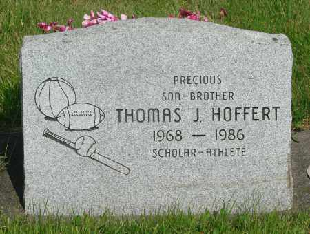 HOFFERT, THOMAS J - Tillamook County, Oregon   THOMAS J HOFFERT - Oregon Gravestone Photos