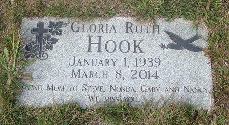 HOOK, GLORIA RUTH - Tillamook County, Oregon   GLORIA RUTH HOOK - Oregon Gravestone Photos