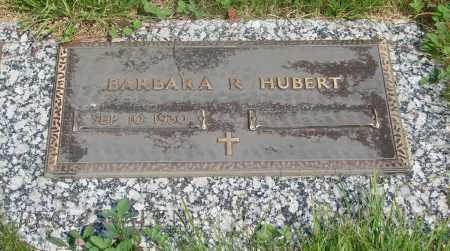 HUBERT, BARBARA R - Tillamook County, Oregon   BARBARA R HUBERT - Oregon Gravestone Photos