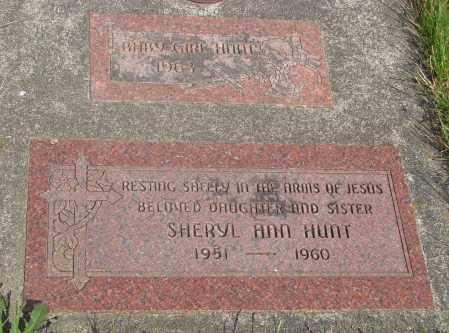 HUNT, SHERYL ANN - Tillamook County, Oregon | SHERYL ANN HUNT - Oregon Gravestone Photos