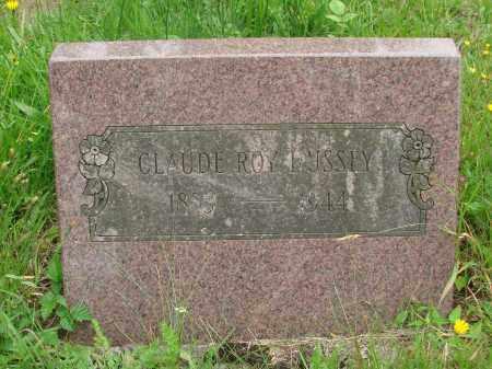 HUSSEY, CLAUDE ROY - Tillamook County, Oregon   CLAUDE ROY HUSSEY - Oregon Gravestone Photos