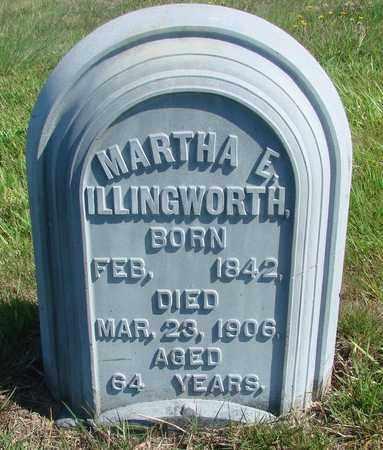 BATTERSON ILLINGWORTH, MARTHA ELIZA - Tillamook County, Oregon | MARTHA ELIZA BATTERSON ILLINGWORTH - Oregon Gravestone Photos