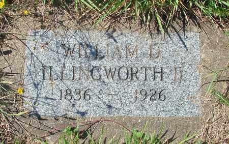 ILLINGWORTH, WILLIAM D II - Tillamook County, Oregon | WILLIAM D II ILLINGWORTH - Oregon Gravestone Photos
