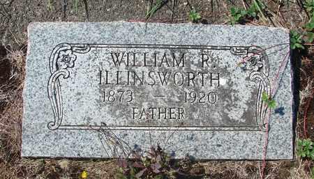 ILLINGWORTH, WILLIAM ROBERT - Tillamook County, Oregon | WILLIAM ROBERT ILLINGWORTH - Oregon Gravestone Photos