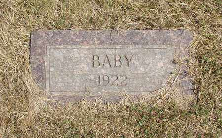 JACOB, BABY - Tillamook County, Oregon | BABY JACOB - Oregon Gravestone Photos