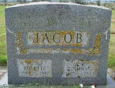 JACOB, BERNHART - Tillamook County, Oregon | BERNHART JACOB - Oregon Gravestone Photos