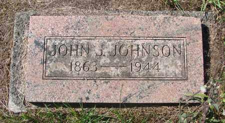 JOHNSON, JOHN J - Tillamook County, Oregon | JOHN J JOHNSON - Oregon Gravestone Photos