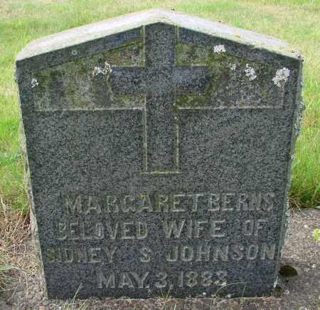 BERNS, MARGARET - Tillamook County, Oregon | MARGARET BERNS - Oregon Gravestone Photos