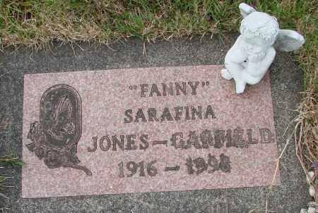 CRIVELLA JONES-GARFIELD, SARAFINA MARIE - Tillamook County, Oregon | SARAFINA MARIE CRIVELLA JONES-GARFIELD - Oregon Gravestone Photos