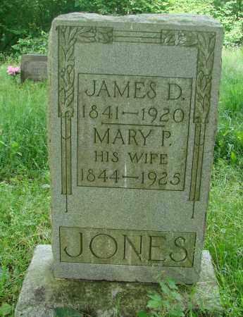 JONES, JAMES D - Tillamook County, Oregon | JAMES D JONES - Oregon Gravestone Photos