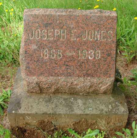 JONES, JOSEPH E - Tillamook County, Oregon | JOSEPH E JONES - Oregon Gravestone Photos