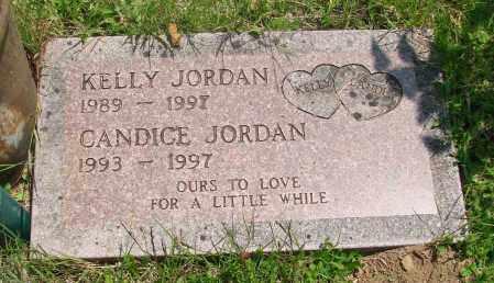 JORDAN, CANDICE RAEANN - Tillamook County, Oregon | CANDICE RAEANN JORDAN - Oregon Gravestone Photos
