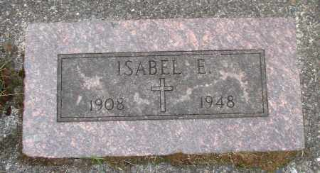 KEHR, ISABEL E - Tillamook County, Oregon | ISABEL E KEHR - Oregon Gravestone Photos
