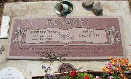 KENAGY, KELLY J - Tillamook County, Oregon | KELLY J KENAGY - Oregon Gravestone Photos