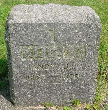 KOSTIC, A ANDREW JR - Tillamook County, Oregon   A ANDREW JR KOSTIC - Oregon Gravestone Photos