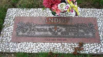 LANDOLT, LOUIS - Tillamook County, Oregon | LOUIS LANDOLT - Oregon Gravestone Photos