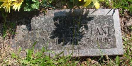 LANE, SYLVIA - Tillamook County, Oregon   SYLVIA LANE - Oregon Gravestone Photos