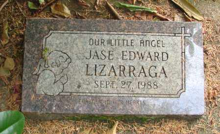 LIZARRAGA, JASE EDWARD - Tillamook County, Oregon | JASE EDWARD LIZARRAGA - Oregon Gravestone Photos