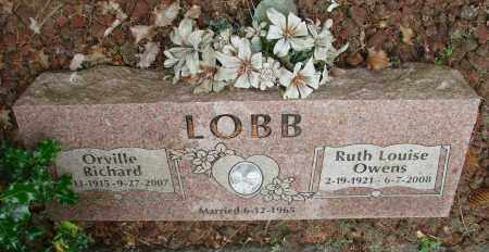 LOBB, RUTH LOUISE - Tillamook County, Oregon | RUTH LOUISE LOBB - Oregon Gravestone Photos