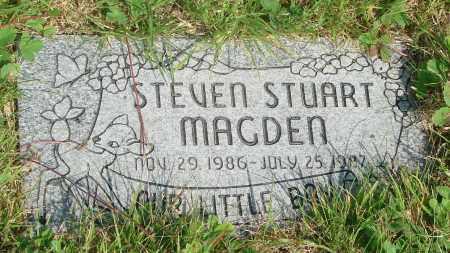 MAGDEN, STEVEN STUART - Tillamook County, Oregon | STEVEN STUART MAGDEN - Oregon Gravestone Photos