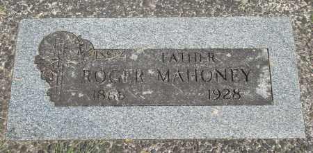 MAHONEY, ROGER - Tillamook County, Oregon | ROGER MAHONEY - Oregon Gravestone Photos
