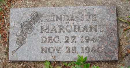 MARCHANT, LINDA SUE - Tillamook County, Oregon   LINDA SUE MARCHANT - Oregon Gravestone Photos