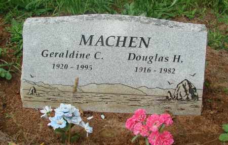 MARCHEN, DOUGLAS N - Tillamook County, Oregon | DOUGLAS N MARCHEN - Oregon Gravestone Photos