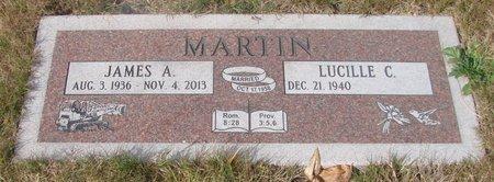 MARTIN, LUCILLE C - Tillamook County, Oregon | LUCILLE C MARTIN - Oregon Gravestone Photos