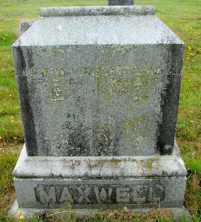 MAXWELL, ESTHER A - Tillamook County, Oregon | ESTHER A MAXWELL - Oregon Gravestone Photos